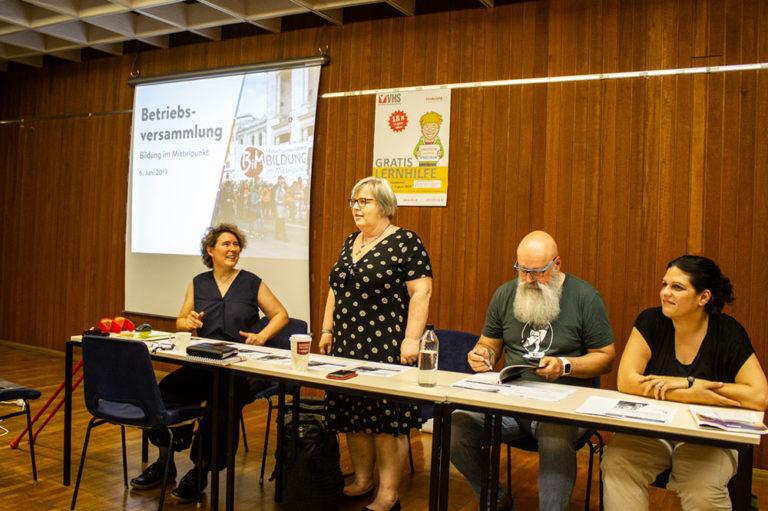 Betriebsversammlung Bildung im Mittelpunkt (3)
