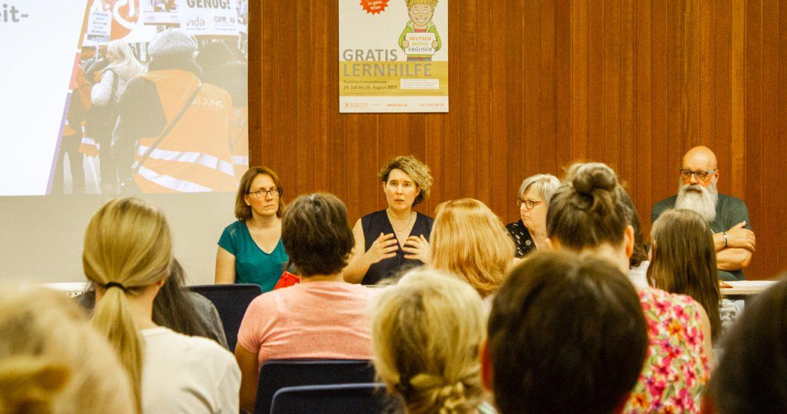 Betriebsversammlung Bildung im Mittelpunkt-art